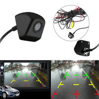Car Rear View Reversing Parking Camera HD CCD 170° Waterproof Night Vision Cam