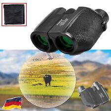 NEU 10 x 25 Ferngläser Vergrößerung Mini Binocular Fernglas Kompakt Wasserdicht