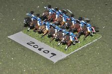 15mm napoleonic dutch belgian cavalry 12 cavalry (as photo) {10} (20609)
