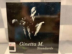Standards by Ginetta M. (CD, Aug-2013)