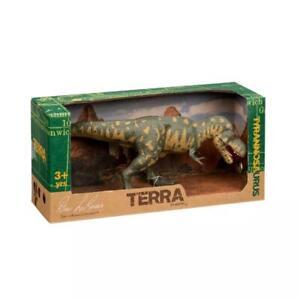 Terra Tyrannosaurus T-Rex Dan LoRusso Collection By Battat Dinosaur Figurine
