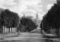 Cartolina - Postcard - Rovescala - Viale Frascati - anni '50