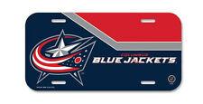 Columbus Blue Jackets License Plate