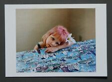 Alec Soth Ltd. Ed. Photo Print 24x17 Mädchen mit pinken Haaren Florida 2004 Girl