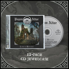 PAGAN ALTAR – Lords of Hypocrisy (NEW*CD ED.*EPIC BOOM / NWOBHM*REMASTERED)