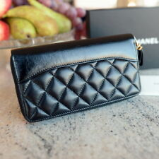 CHANEL Petite maroquinerie zippe ladies wallet bag new in box