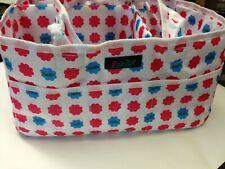 Baby Diaper Wipes Caddy Organizer Nursery Storage Bin Portable Basket Usa