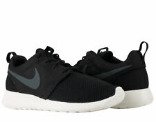 Nike Roshe One Black/Anthracite-Sail Men's Running Shoes 511881-010