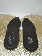 INSOLES ECCO Black Green Insert Footbed Men's Size 43