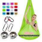 Aerial Yoga Swing Hammock Trapeze Anti-Gravity Sling Strap Set Inversion Fitness