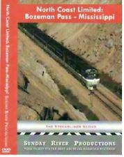 NORTH COAST LIMITED: BOZEMAN PASS-MISSISSIPPI DVD-R SRP
