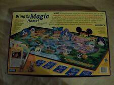 Disney Magic Kingdom Board Game