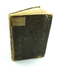 #e4407 Altes Buch: Rectoratsreden von Johann Jakob Hottinger Zürich 1813