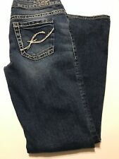 Silver Jeans Women's Aiko Bootcut Jeans Size 29/33