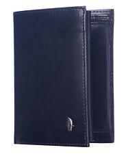 Herren Leder Geldbörse Portemonnaie Murano von Puccini MU1907 10x13 cm schwarz