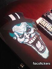 Sticker Synyster Gates Joker Vinyl For Guitar Or Bass
