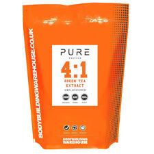 500g - Puro té verde extracto polvo - NO Pastillas cápsulas NATURAL Quemagrasas