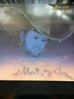DAVID ALLAN COE - Castles In The Sand - CBS 25346-Vinyl LP -