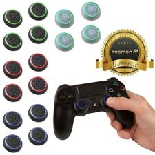 Fosmon PS4 PS3 Xbox One 360 X Wii U 16pc Analog Controller Thumb Grip Caps Cover