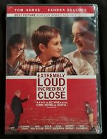 Extremely Loud & Incredibly Close (DVD, 2011) Widescreen, DD 5.1 Surround Sound