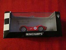 MINICHAMPS® 400 601298 1:43 Maserati Tipo 61 Times/Mirror GP Riverside 1960 NEU