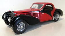 Franklin Mint 1/24 Scale Diecast - FMC20 1936 Bugatti Type 57SC red / black