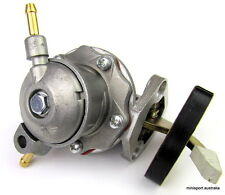 Mini mechanical fuel pump kit, comes with 10-12mm spacer