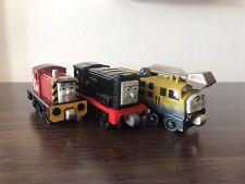 Thomas and Friends Take N Play Take Along Diesel, Diesel 10 & Salty