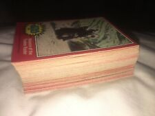 1978 Topps Ireland Star Wars Red 1a-66a Gum Card Set High Grade