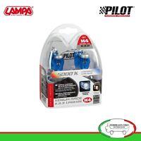 Lampa Pilot 58178 - Lampade alogene Xenium Race H4 - 12V - 60/55W - 5000K