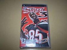 NFL Street 3 PSP **New & Sealed**