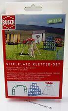 Busch 1164 Bausatz: Spielplatz Kletter-Set  HO