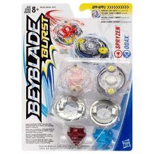 Beyblade Burst - Dual Pack Spryzen and Odax ( 2 Bayblades) Hasbro Brand