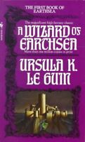Wizard of Earthsea, Paperback by Le Guin, Ursula K., Acceptable Condition, Fr...