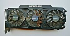 GIGABYTE Radeon R9 290x Windforce OC Graphics Card 4GB GDDR5