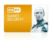 ESET Smart Security 9 - 2017 1AÑO 3 PCS
