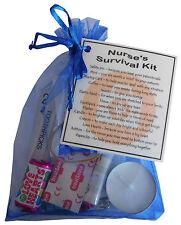 Nurse Survival Kit - unique thank you gift for a nurse.