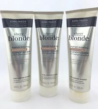 John Frieda Collection Sheer Blonde Enhancing Conditioner *Triple Pack*