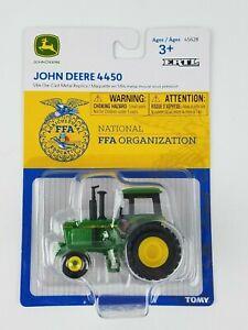 Ertl 1/64th John Deere 4450 National FFA Organization Tractor