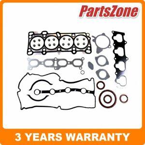 VRS Cylinder Head Gasket Set Fit for Ford Laser Mazda 323 1.6L 4Cyl DOHC EFI ZM