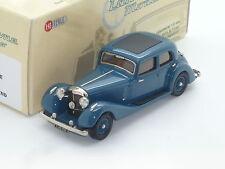 New 1:43 Lansdowne Models LDM61 1937 Jensen 3.5 Litre S Type Handbuilt Brooklin