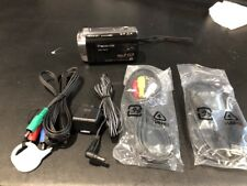 Panasonic HDC TM10 HD Video Camera W/ Cables No Charger Or Battery Tested 8gb