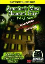 America's Most Haunted City: Part One: Savannah, Georgia 2-Disc Set DVD VIDEO CD
