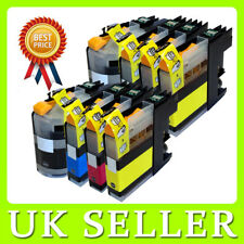 8 High Yield Inks For Brother LC223 MFC-J5625DW J5720DW DCP-J4120DW Printer