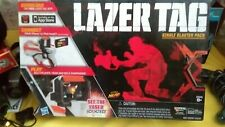 2 Hasbro Nerf Lazer Tag Single Blaster Pack For iPhone Or iPod Touch sealed new