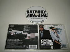 ANTHONY ZIMMER/SOUNDTRACK/FREDERIC TALGORN(MILAN/301 717-6)ALBUM CD