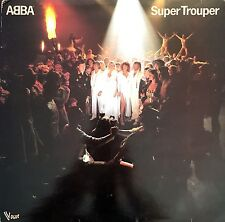 ABBA LP Super Trouper - France (VG+/VG+)