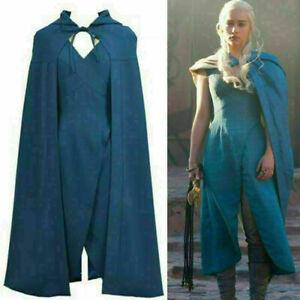 Halloween Game of Thrones Daenerys Targaryen Costume Mother of Dragons Cosplay