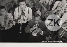REX STEWART Jazz CLAUDE LUTER Rendez-vous de Juillet BECKER MASOUR Photo 1949