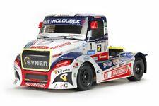 Tamiya TT-01 Type-E Buggyra Racing Fat Fox Tt-01e 4WD Race Truck Kit TAM58661